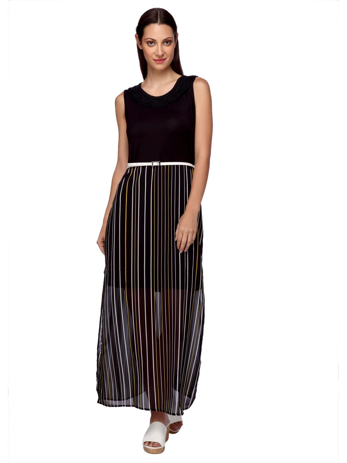 LUCY STRIPES MAXI