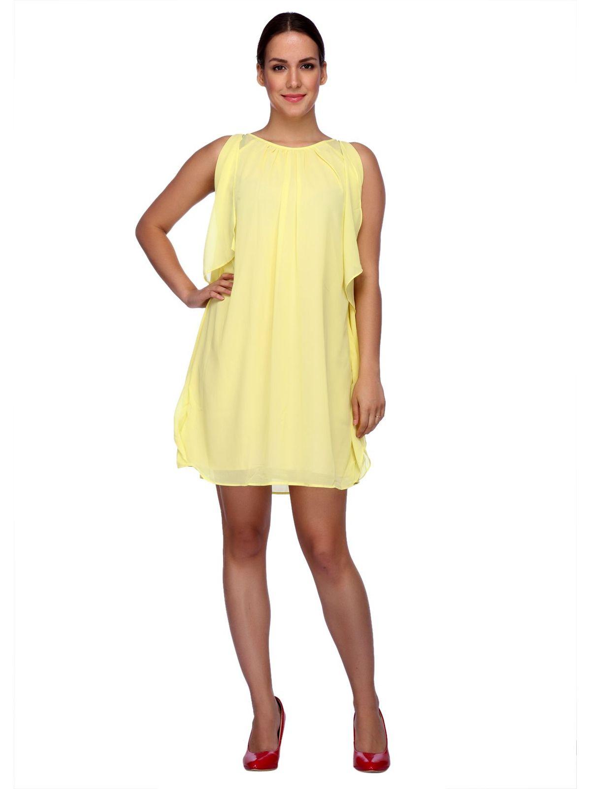 OLIVIA DRAPE DRESS