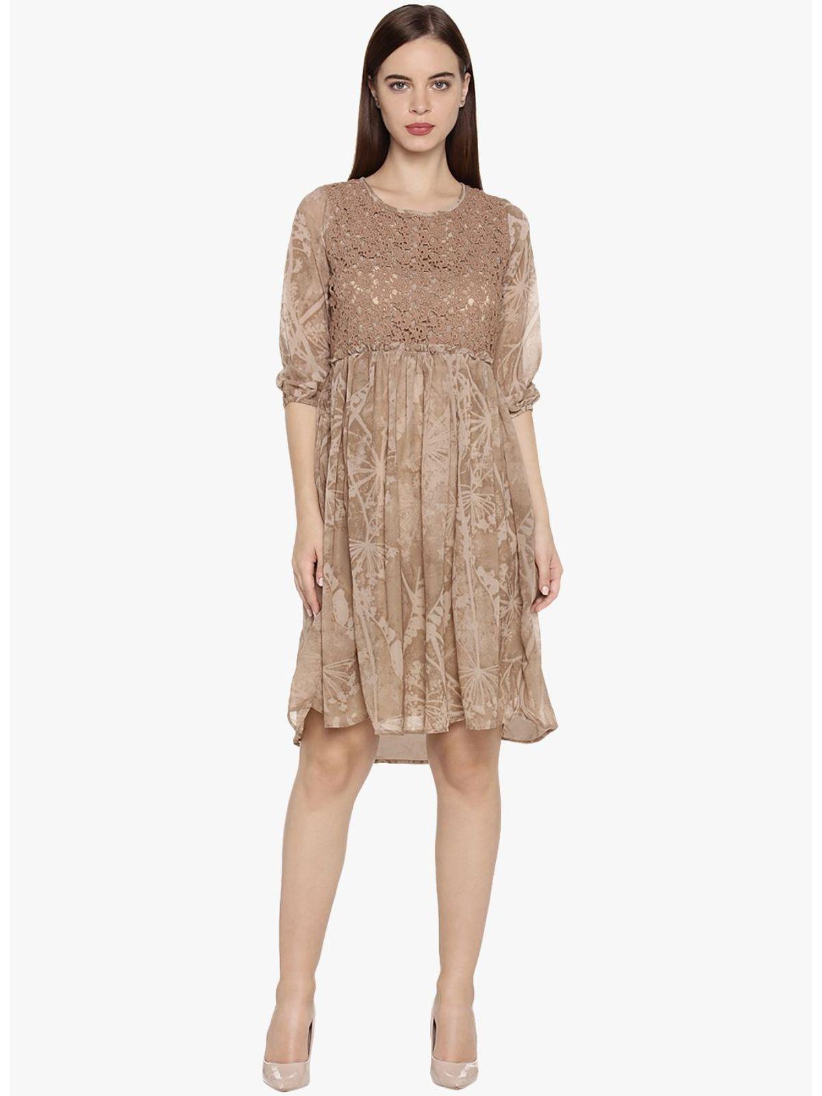 ANABEL PRINTED GGT DRESS