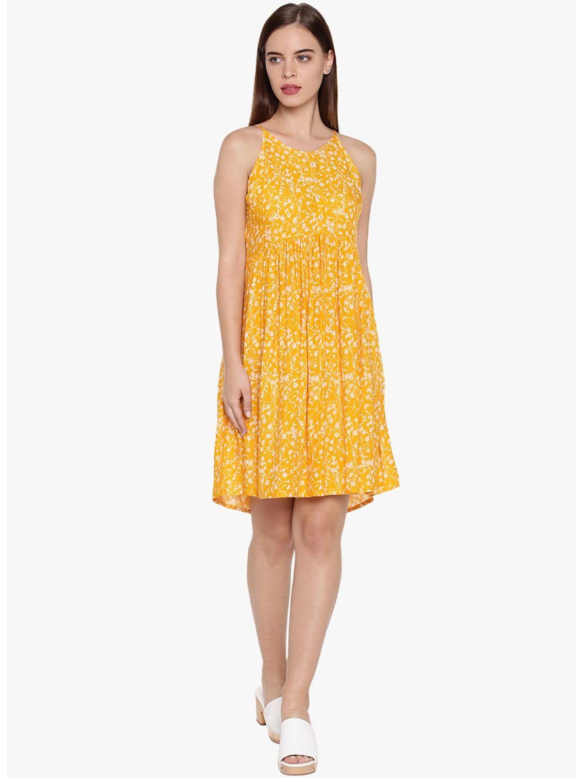 LIONA FLORAL DRESS