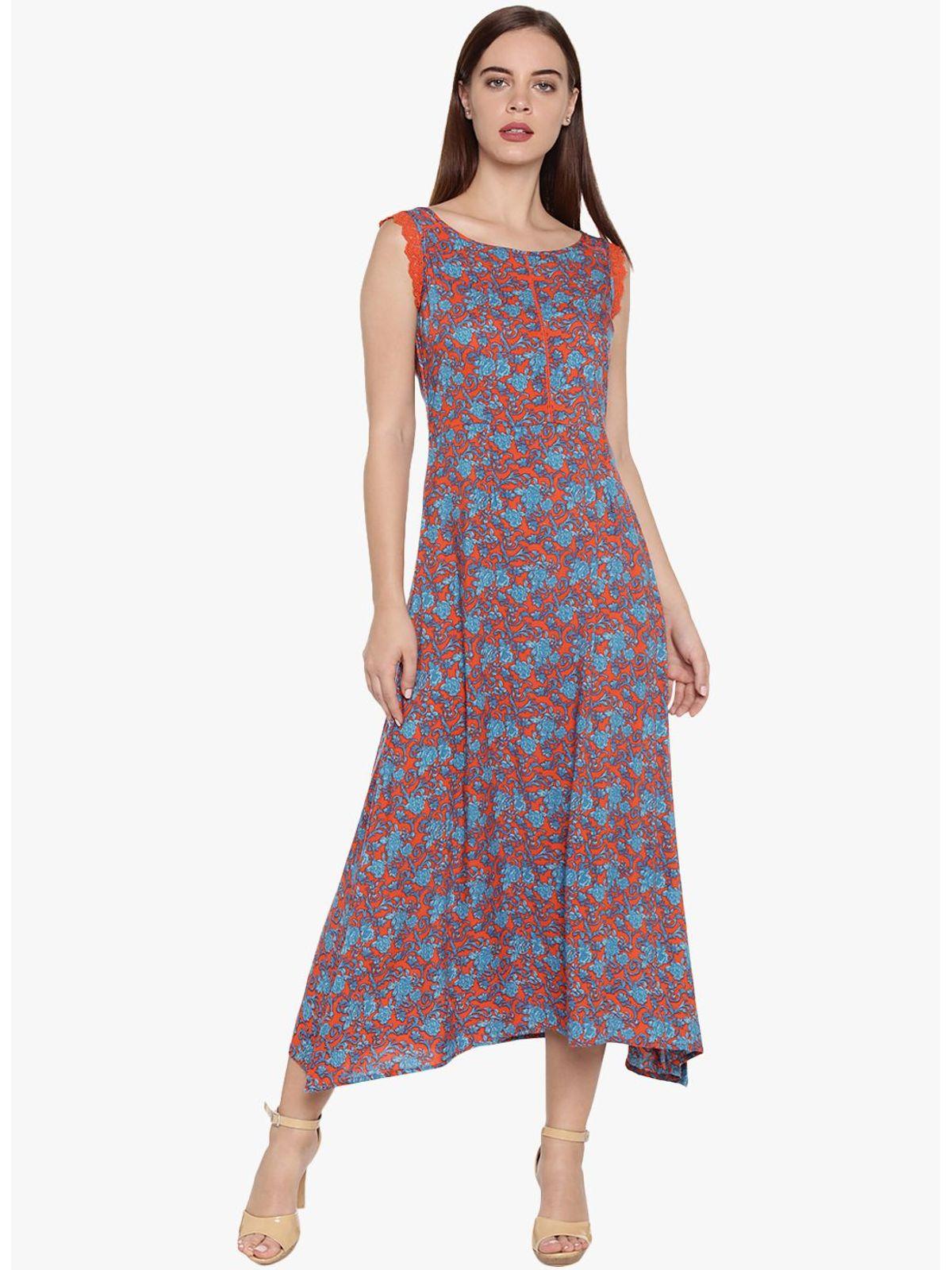 BERNIE ANKLE LENGTH DRESS