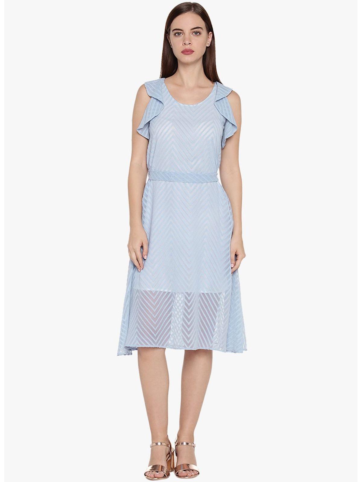 HELENA RUFFLE DRESS