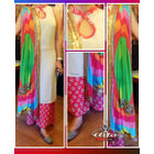 Straight Multicolor Dress