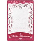 "Paper Doilies - 10""X14.5"" Rectangle White 8/Pkg"
