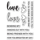 Sentiments of Love - Stamp