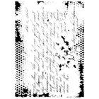 Vintage Script - Stencil