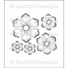 Arianna Blooms PreCut Set - Stamp