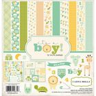 "It's A Boy -  Collection Kit 12""X12"""