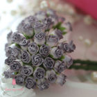 Twisted Rose Buds - Vintage Purple