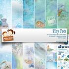 "Tiny Tots 12""X12"", 36/pkg"