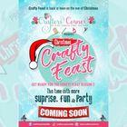 Christmas Crafty Feast Ticket