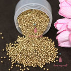 Golden Antique Beads