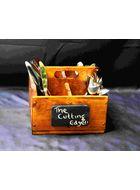 uByld Quadro table cutlery caddy centerpiece