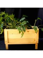 uByld Gaia 2x1 - Two Square Foot Raised Grow Box beautiful at home