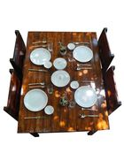 uByld Mazi - 4 seater family dining set