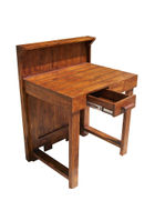 uByld Upcycled wood office furnture