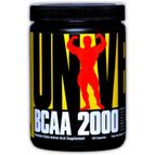 Universal Nutrition BCAA 2000 120 Cabs