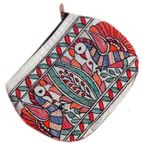 Mithila Painting Hand Purse