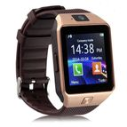 Bluetooth Smart Watch Wrist Watch Phone with Camera & SIM Card
