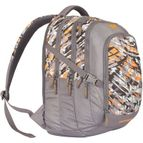 WILDCRAFT CAMO 4 BACKPACK BAG - ORANGE