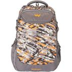 WILDCRAFT CAMO 5 BACKPACK BAG - ORANGE