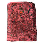 Mithila Painting Saree (cotton)