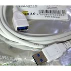 Terabyte High Speed 3.0 Usb Extension Cable 3 Mtr