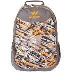 WILDCRAFT CAMO 1 BACKPACK BAG - ORANGE