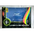 Terabyte 2.5-inch SATA Laptop portable external harddisk casing