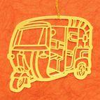 Bookmark Auto rickshaw