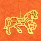 Bookmark Horse
