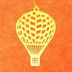 Bookmark Balloon