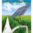 5 HP Solar Water Pump System EC5HP3500V-80FT-UT