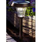 Solar Garden Light with Auto On-Off Sensor ECP1