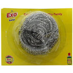 Exo Safai Steel Scrubber (Pack of 3)