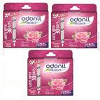 Odonil Block Rose 50g - Pack of 3