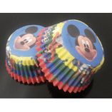 Mickey Mouse Red cup cake liner (25 pcs)