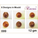 6 designs-Chocolate Mould