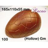 Pattern shell 4-Chocolate Mould