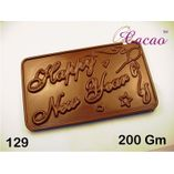 Happy New Year-Chocolate Mould