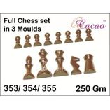 Chess set-Chocolate Mould
