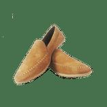 Light Brown Stylish Loafer Shoe