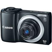 Canon PowerShot A810 Camera (Black)
