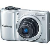 Canon PowerShot A810 Camera (Silver)