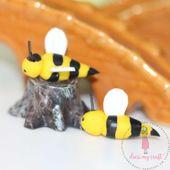 Miniature Honey Bee