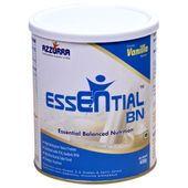 Azzurra Essential BN Vanilla 400gm