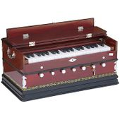 SG Musical Harmonium, 2 reeds, 3.25 octaves, 7 stops, 39 keys rosewood