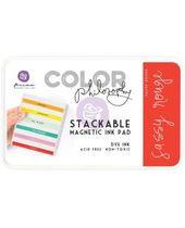 Prima Marketing Color Philosophy Dye Ink Pad - Sassy Rouge