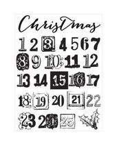 A Victorian Christmas Clear Stamps 3