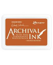 Ranger Archival Ink Stamp Pad - Orange Blossom
